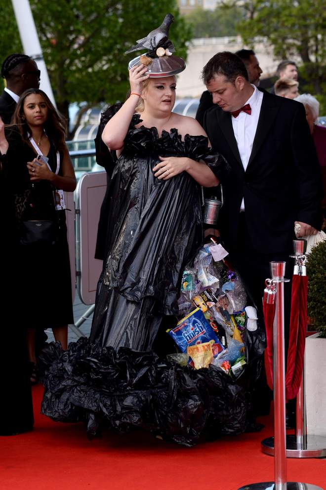 Bafta Tv Awards This Country Star Daisy May Cooper Wears